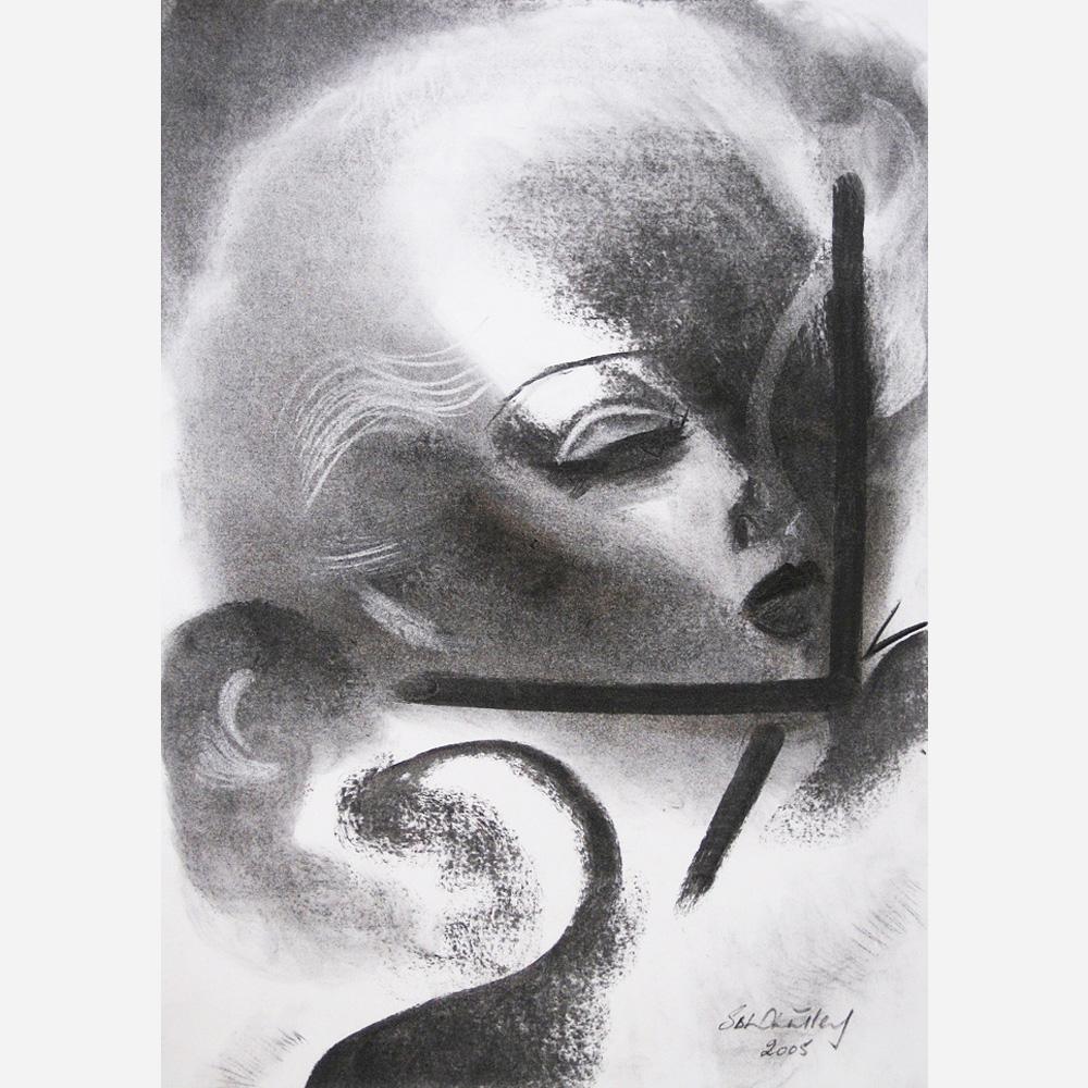 Lana Turner, 1946. 2005 by Stephen B. Whatley