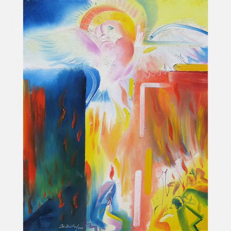 Peace of The Holy Spirit: Pentecost. 2010 by Stephen B. Whatley