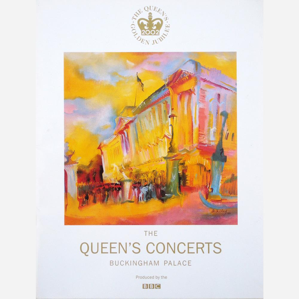 Buckingham Palace by Stephen B. Whatley - BBC Programme 2002