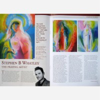 Stephen B. Whatley feature - Catholic Life Magazine 2011 (Part 1)