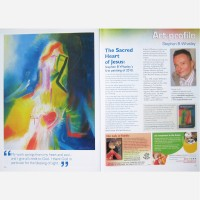 Stephen B. Whatley feature - Catholic Life magazine - June 2010