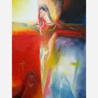 'Father, Why Has Thou Forsaken Me..' Good Friday 2007 by Stephen B. Whatley