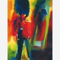 Queen's Guardsman. 2000 by Stephen B. Whatley