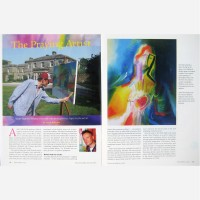 Stephen B. Whatley feature - St Anthony Messenger magazine. September 2014 (Part 1)