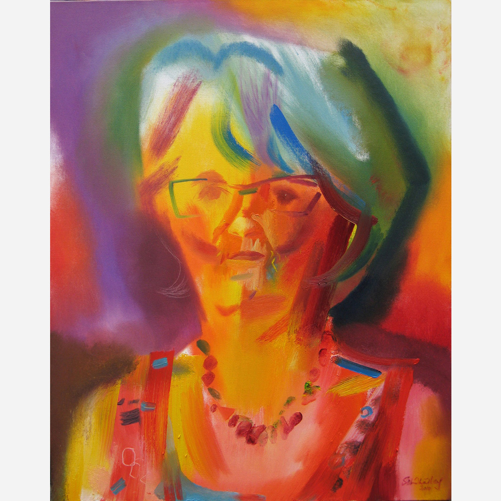 Dr Joan Maw.2010 by Stephen B. Whatley