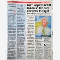 Stephen B. Whatley feature - Catholic Life magazine. September 2011