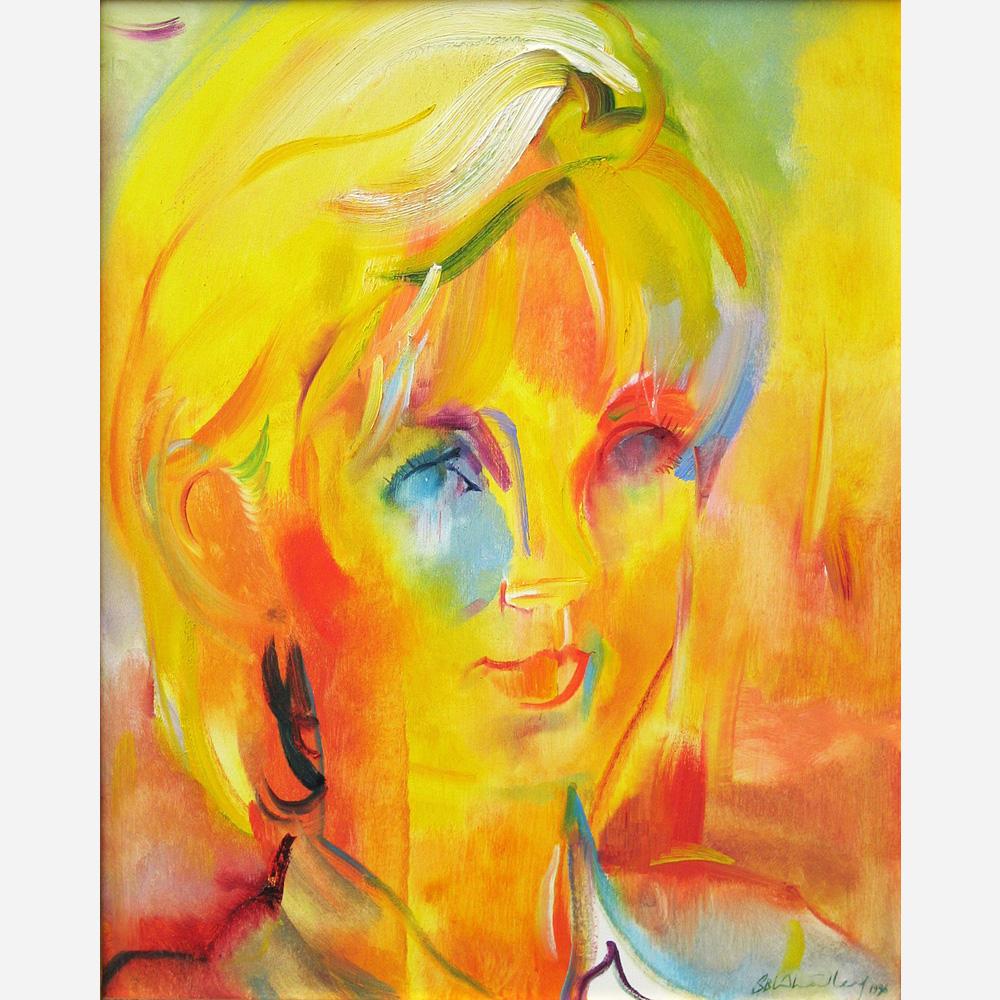 Sarah Greene. 1996 by Stephen B. Whatley