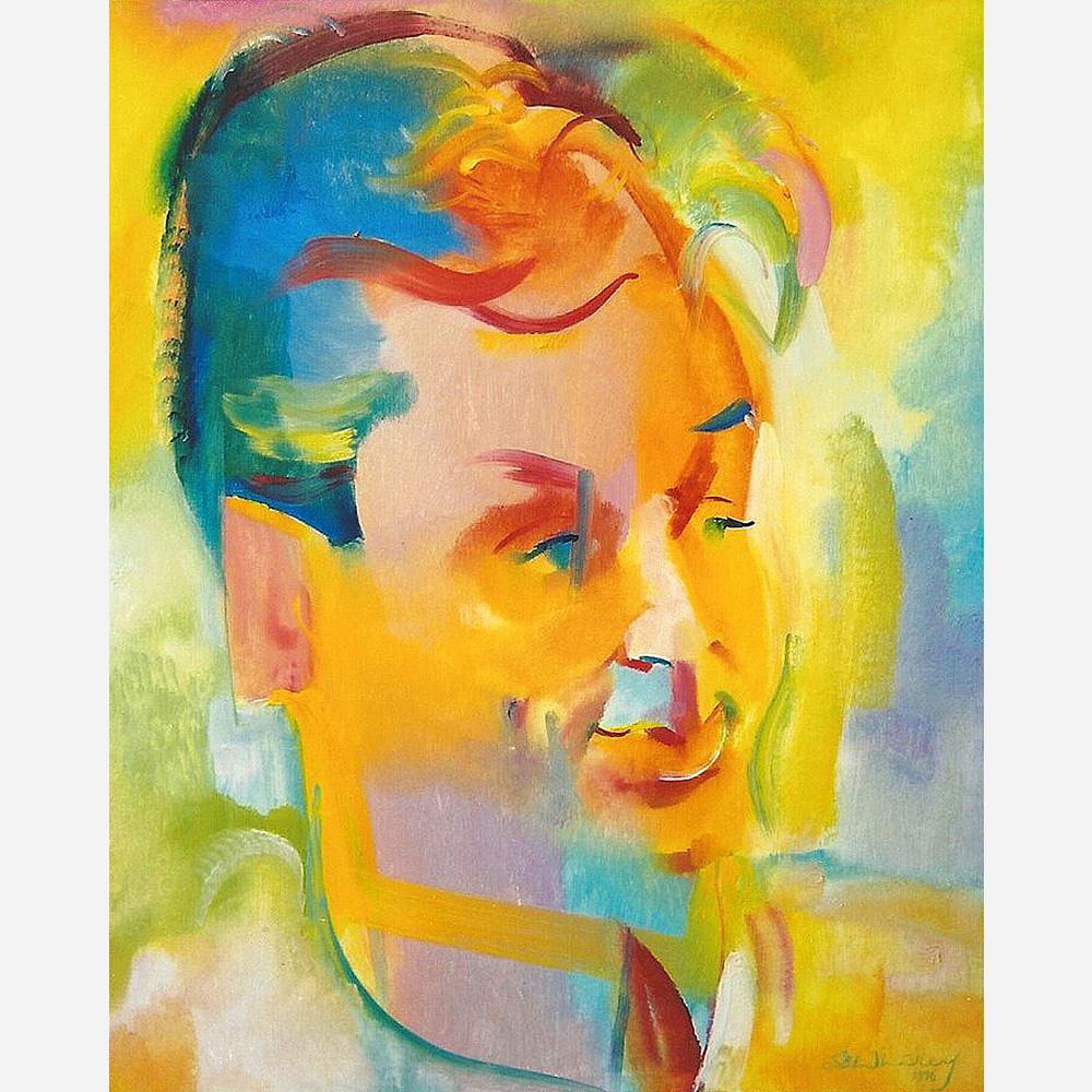 Brian Conley. 1996 by Stephen B. Whatley
