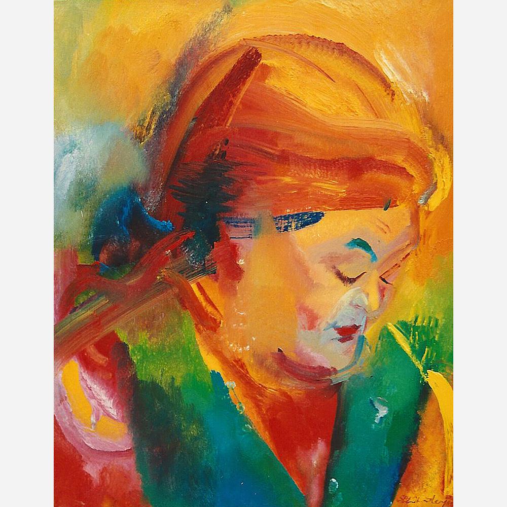Christina Gorna. 1993 by Stephen B. Whatley
