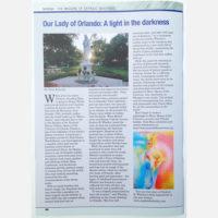 Stephen B. Whatley in Novena magazine. Autumn/Winter 2016