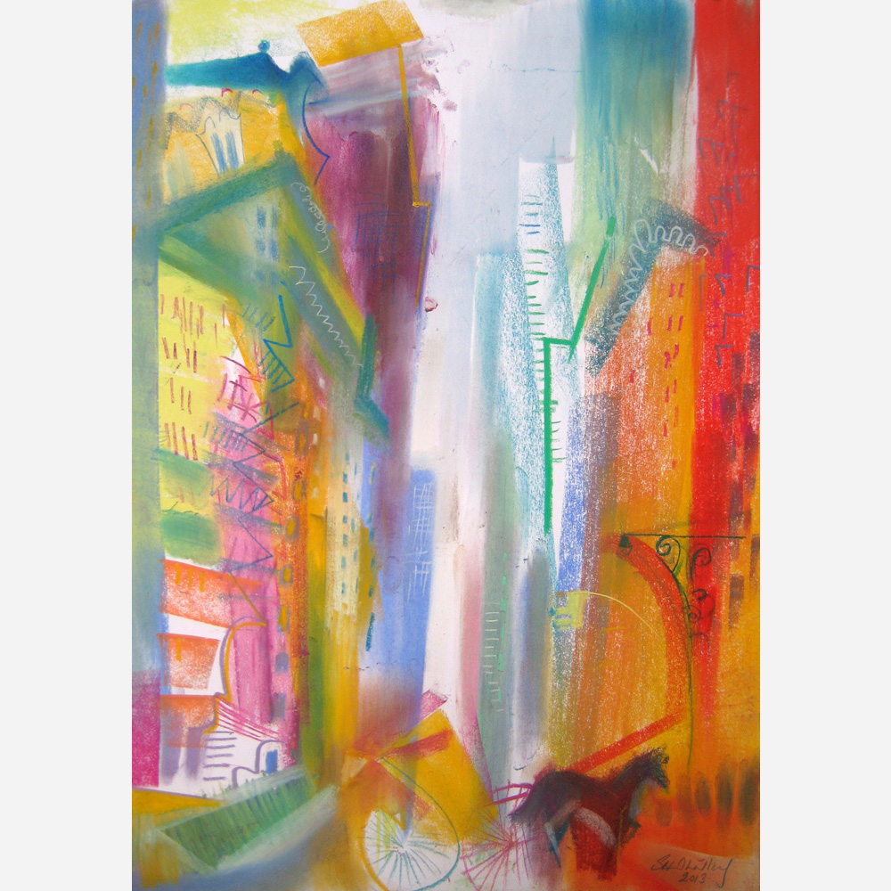 Avenue of The Americas. 2013, Stephen B. Whatley