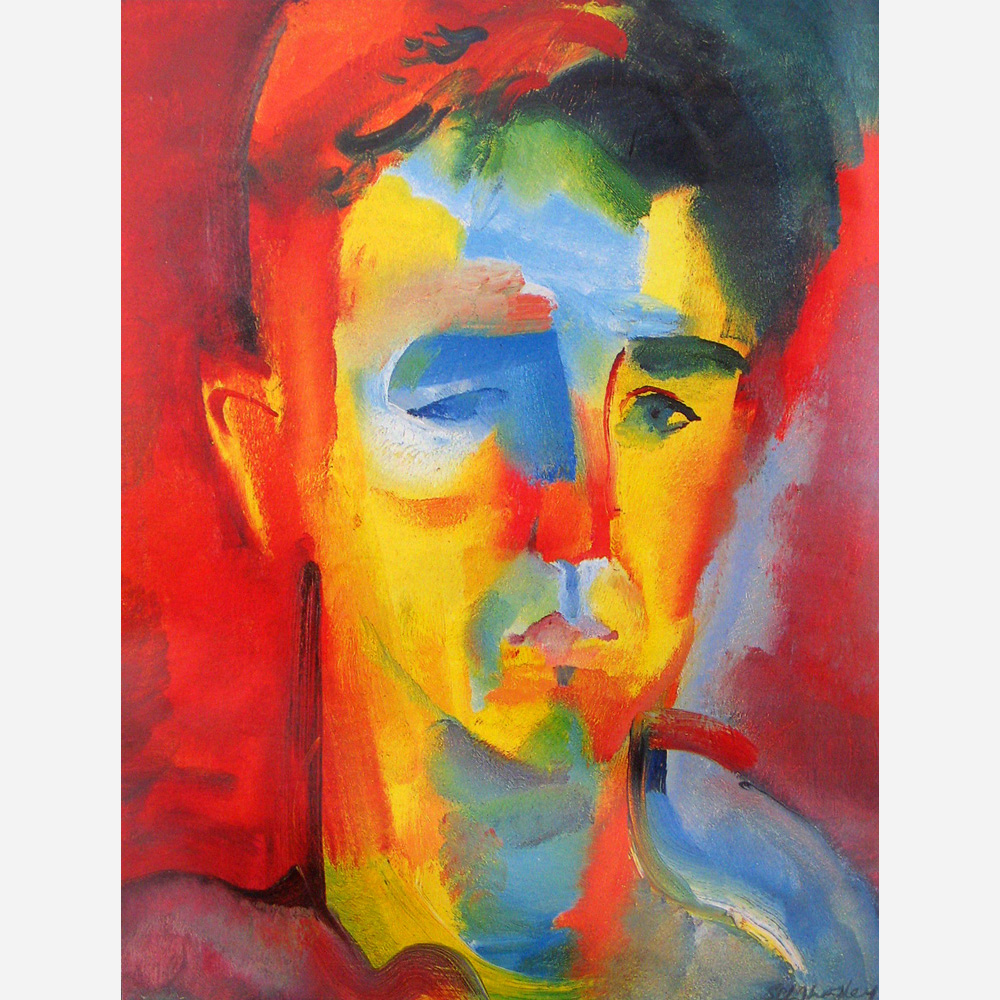 Ivan Massow. 1993, by Stephen B. Whatley