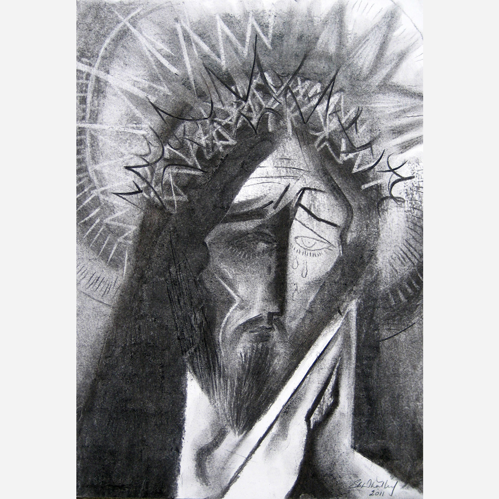 For The Love of Christ - Lent. 2011, by Stephen B. Whatley