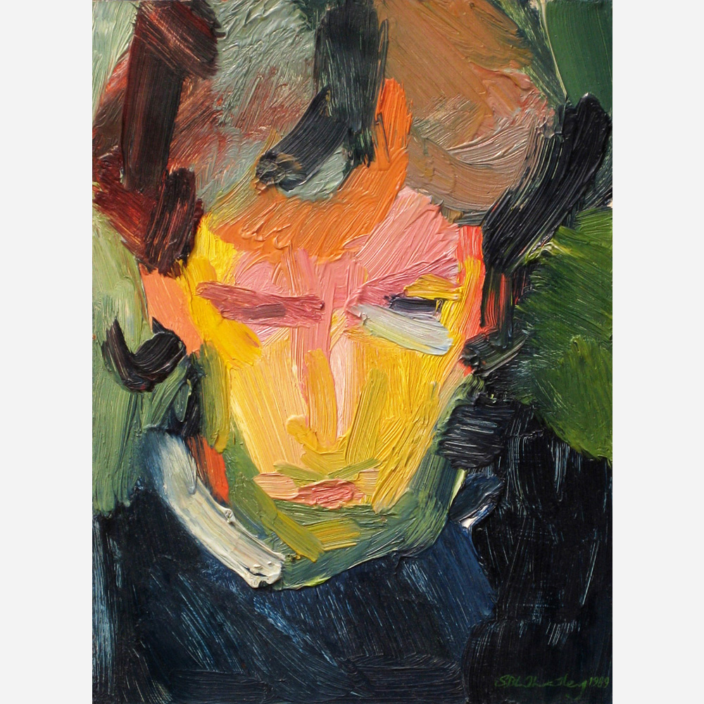 Michael. 1989, by Stephen B. Whatley