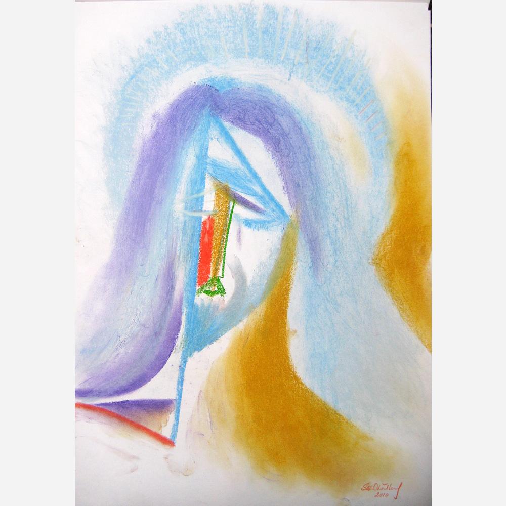 Heavenly Jesus Advent. 2010, by Stephen B. Whatley