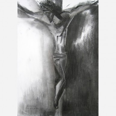 Christ's Passion - Palm Sunday. 2014, by Stephen B. Whatley