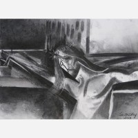 Christ's Passion. 2009, by Stephen B. Whatley