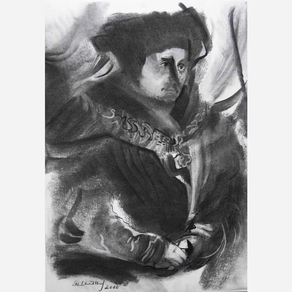 Sir Thomas More (No.1) 2000 by Stephen B. Whatley