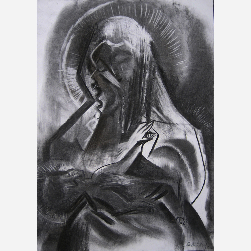 Our Lady of Divine Providence. 2011, by Stephen B. Whatley