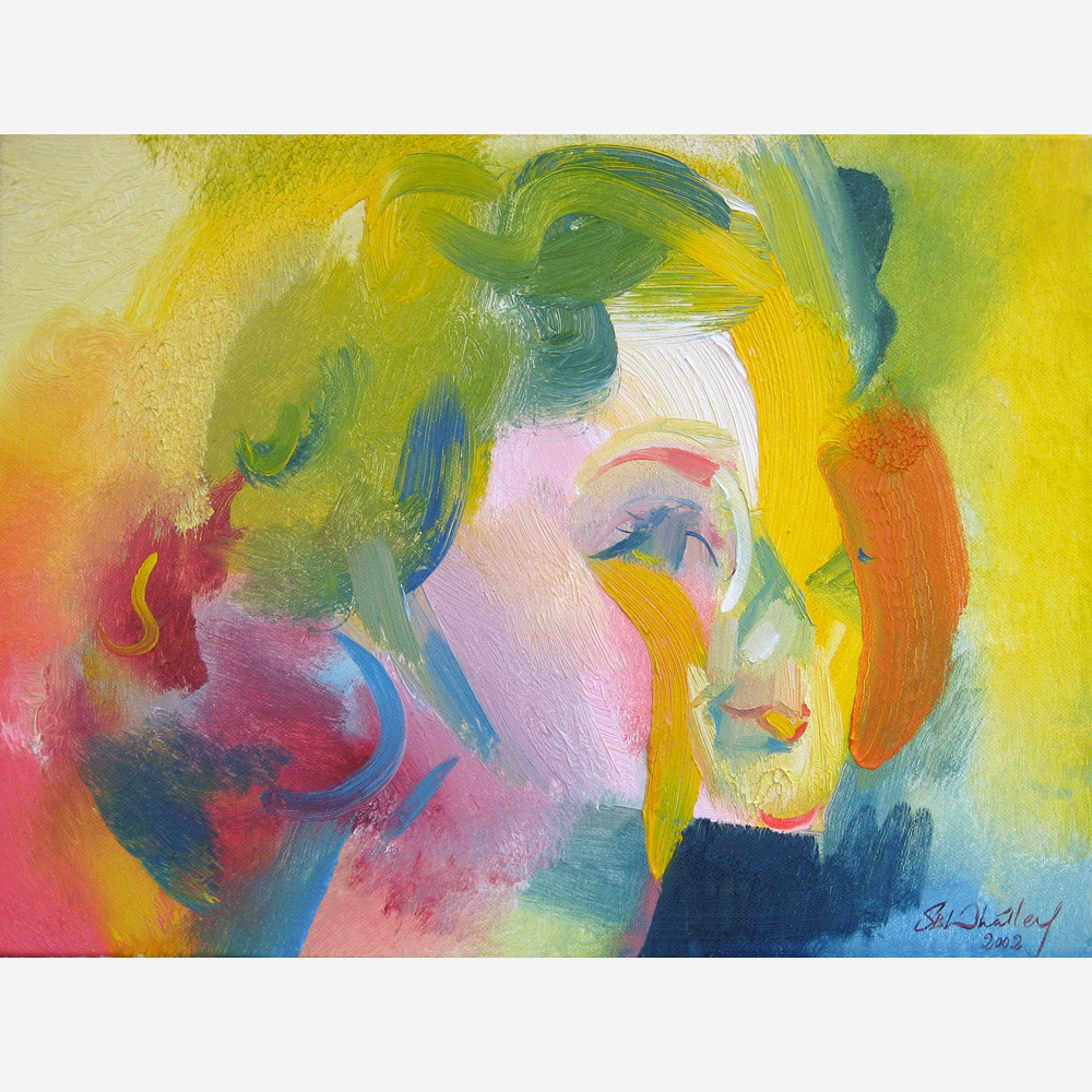Mona McKinnon. 2002, by Stephen B. Whatley