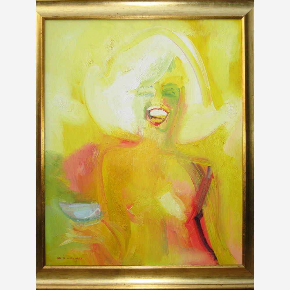 Marilyn, 1962. 1991 by Stephen B. Whatley