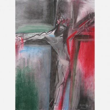 Jesus - Palm Sunday. 2010, by Stephen B. Whatley