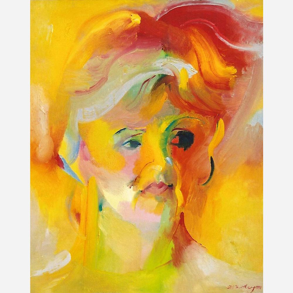 Julie Walters OBE. 1993, by Stephen B. Whatley