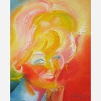 Doris Day - 90th Birthday Tribute. 2014, by Stephen B whatley