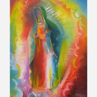 Our Lady of Guadalupe - Queen of The Americas. 2008, by Stephen B. Whatley