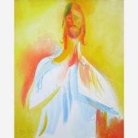 The Lord Jesus - Easter Day. 2001, by Stephen B. Whatley