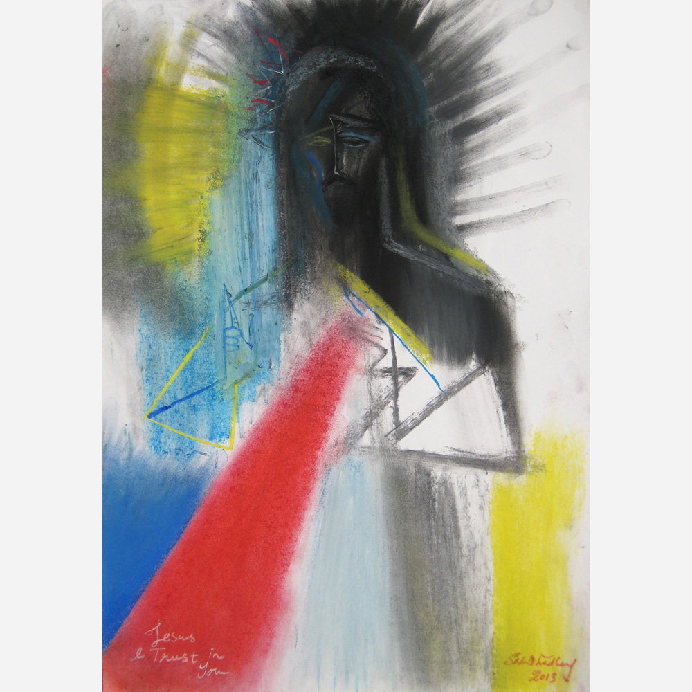 Divine Mercy. 2013, by Stephen B. Whatley