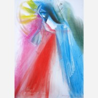 Peace of Divine Mercy. 2012, by Stephen B. Whatley
