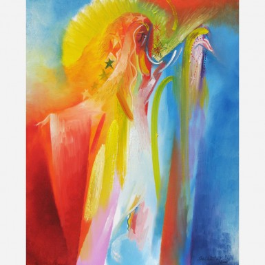 Feast Day of The Assumption of the Blessed Virgin Mary. 2008 by Stephen B. Whatley
