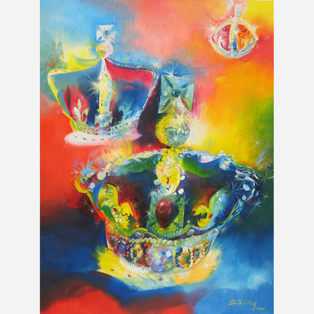 Crown Jewels II. 2000, by Stephen B. Whatley