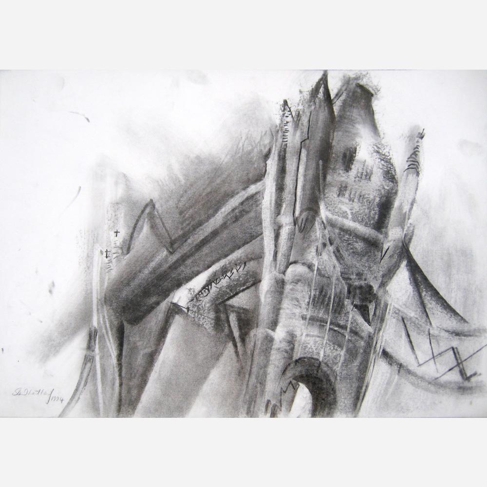 Tower Bridge - Centenary 1994 (No. 1) by Stephen B. Whatley