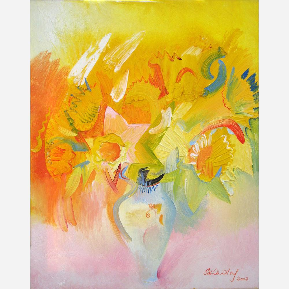 Daffoldils. 2002 by Stephen B. Whatley