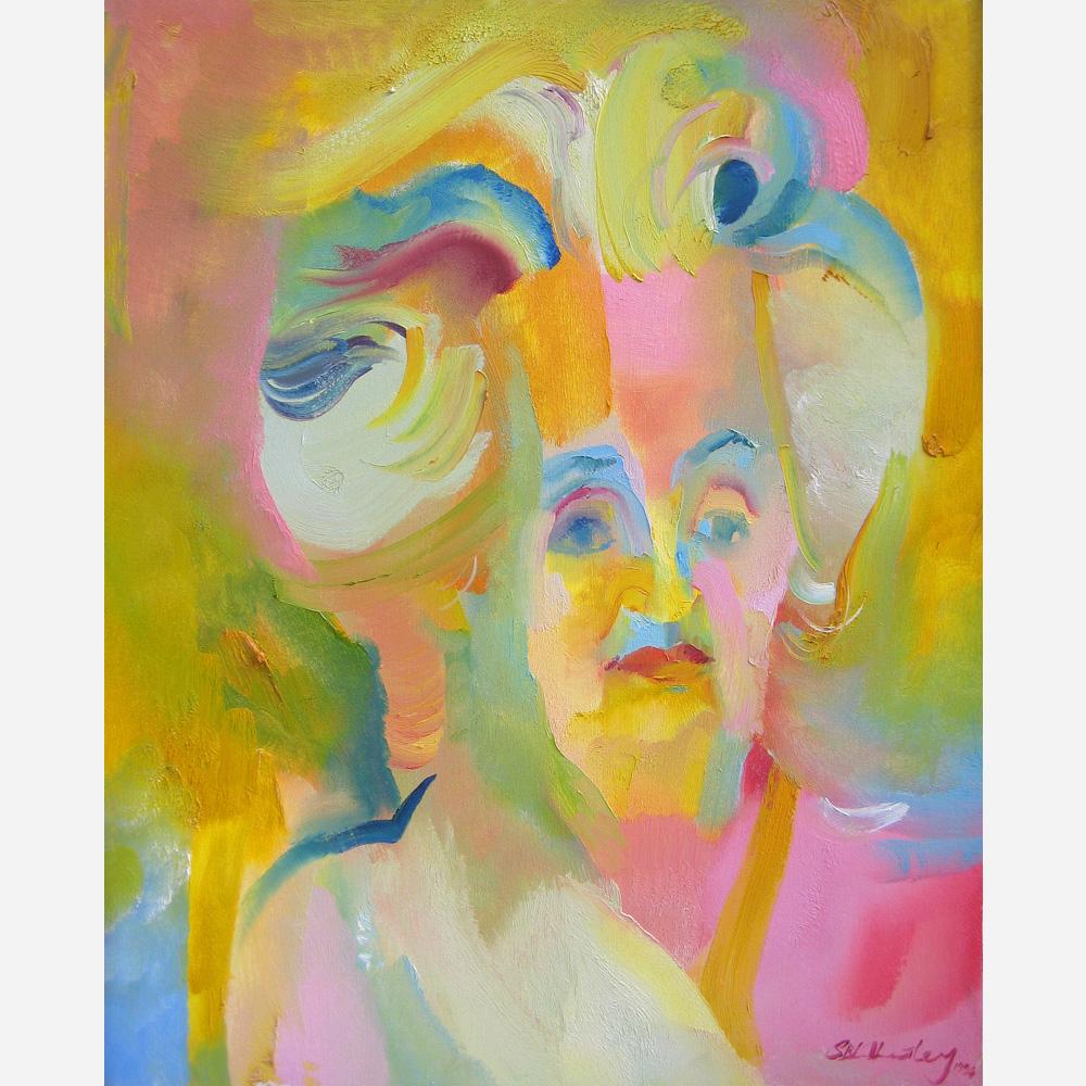 Margaretta Scott. 1994 by Stephen B. Whatley