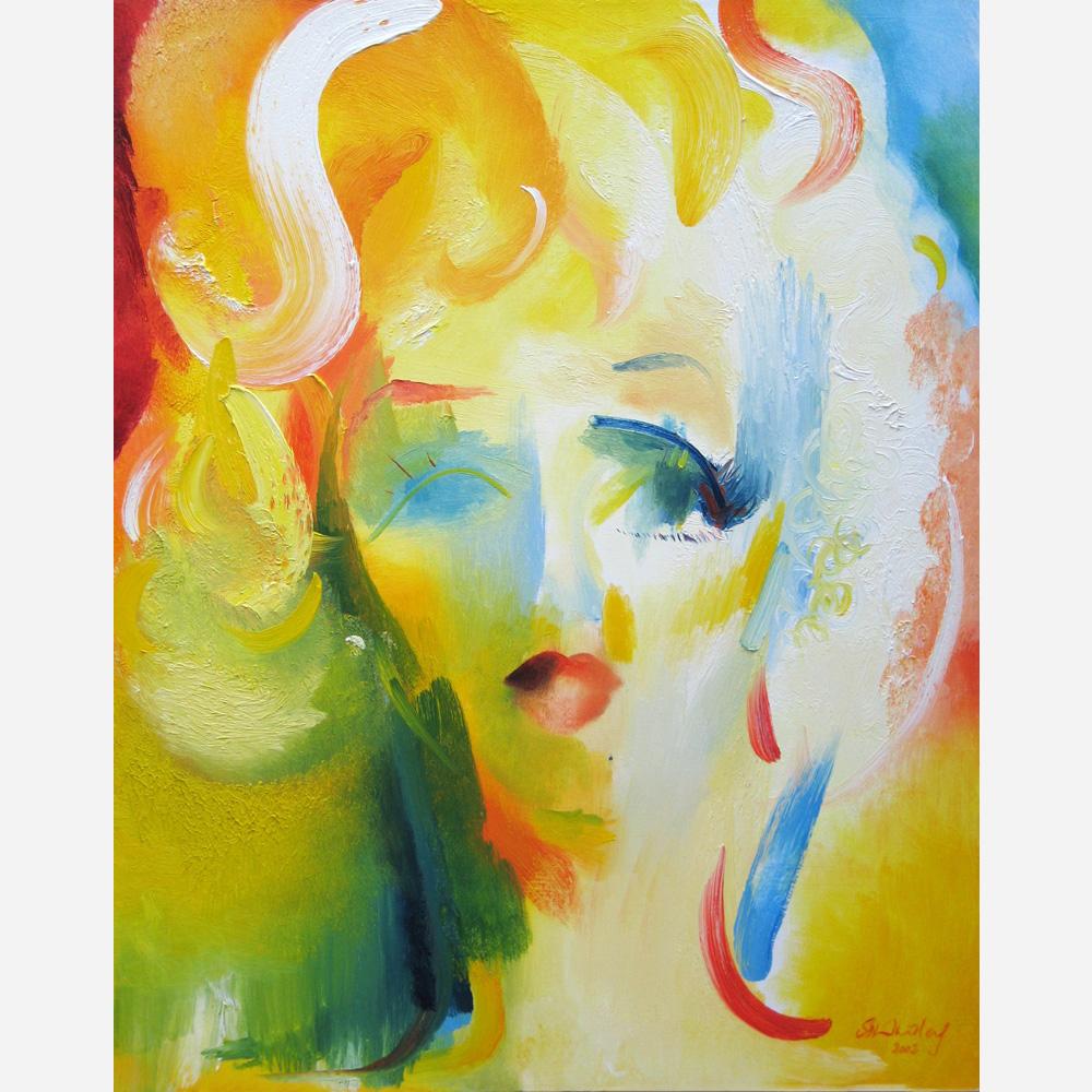 Marilyn Monroe (1926-1962) - 40 th Anniversary Tribute. 2002 by Stephen B. Whatley