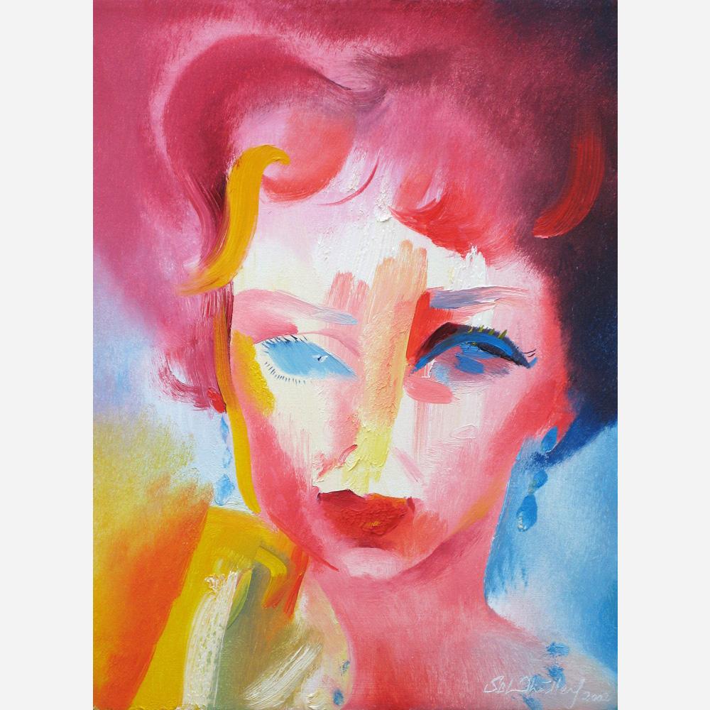 Margaret Rose, HRH The Princess Margaret - Tribute. 2002 by Stephen B. Whatley