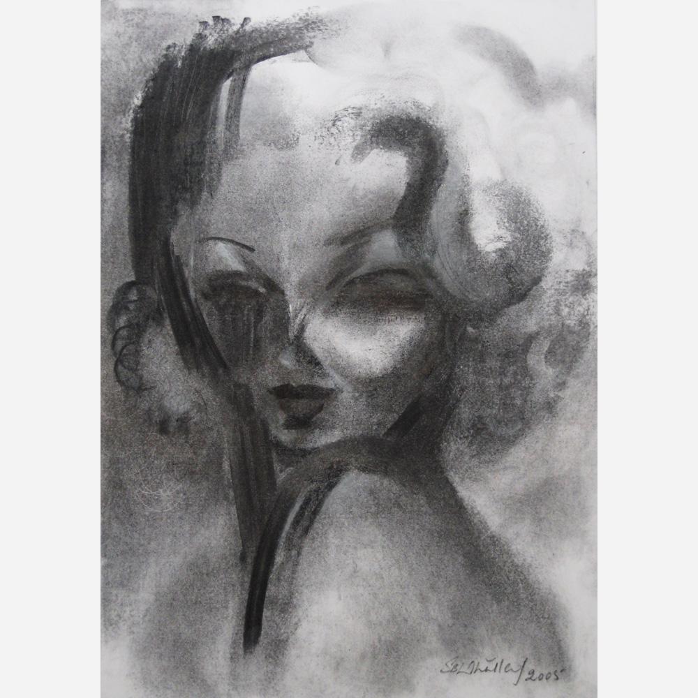 Lana Turner 1946. 2005 by Stephen B. Whatley