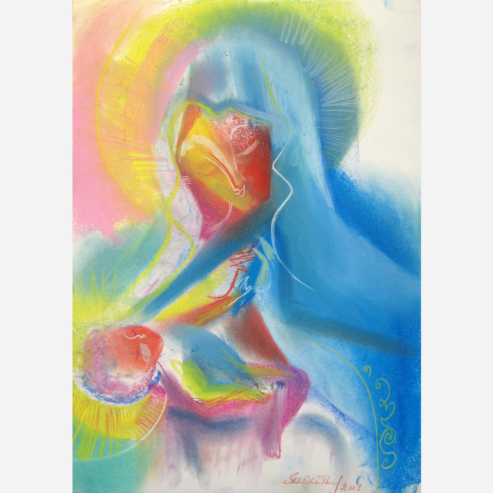 Our Lady of Providence 2013 by Stephen B. Whatley