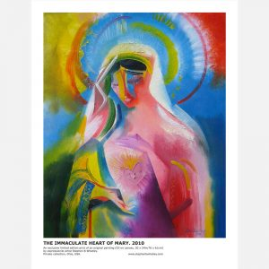 The Immculate Heart of Mary 2010 by Stephen B. Whatley