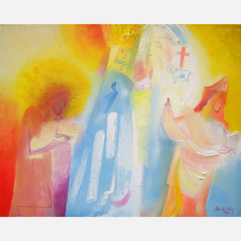 THE MIRACLE OF OUR LADY OF KNOCK. 2016