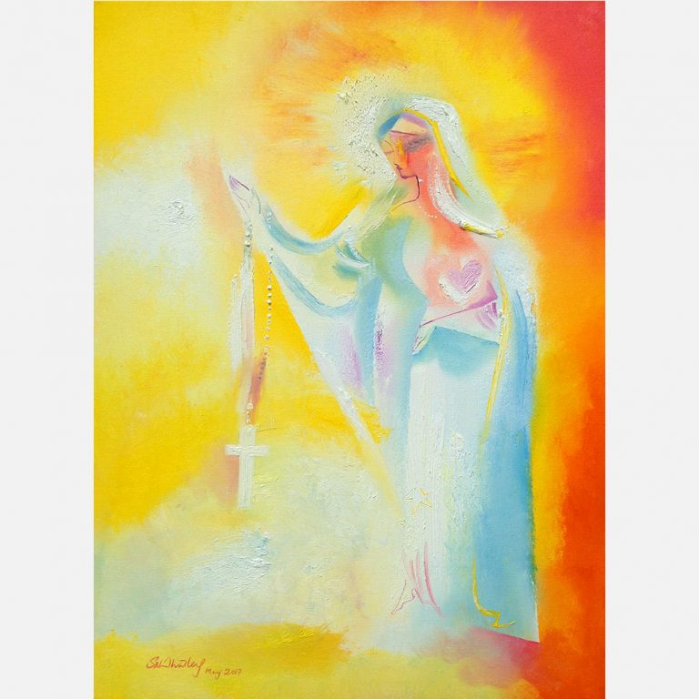 Our Lady of Fátima: Centenary Tribute. 2017 by Stephen B. Whatley