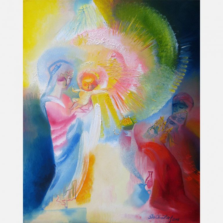 The Epiphany of Our Lord. 2018 by Stephen B Whatley