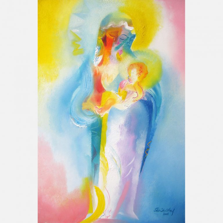 The Good Mother - Marist Devotion. 2018 by Stephen B. Whatley