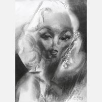Mamie Van Doren - Tribute. 2019 by Stephen B. Whatley