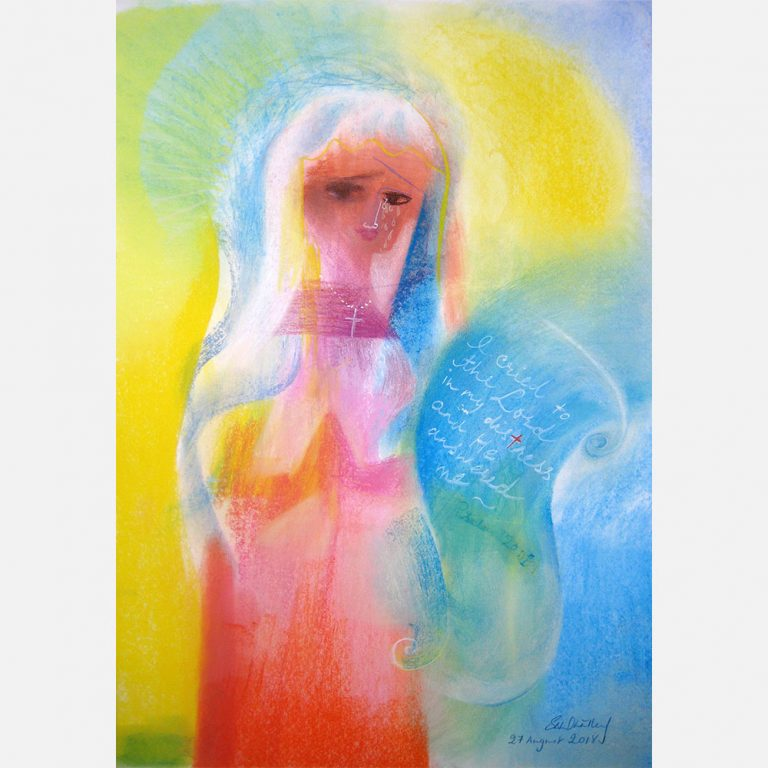 Saint Monica 2018 by Stephen B. Whatley