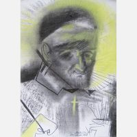 Saint Vincent de Paul. 2019 by Stephen B. Whatley