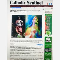 Stephen B. Whatley - Catholic Sentinel (USA) online feature - 5 April 2020